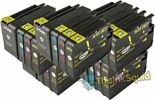 5 Sets of HP 950/951 XL Chipped Compatible Ink Cartridges Photosmart Printers