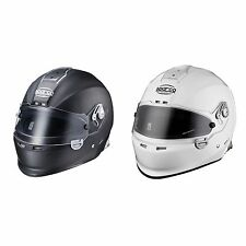 Sparco WTX-5H HANS Compatible, Snell Approved Full Face Race/Racing/Rally Helmet