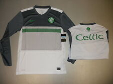 Training Trikot LS Celtic Glasgow 11/12 Orig. Nike neu M L XL XXL