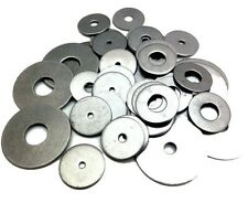M4, M5, M6, M8, M10, M12 REPAIR / MUDGUARD WASHER - A2 STAINLESS STEEL - WASHERS