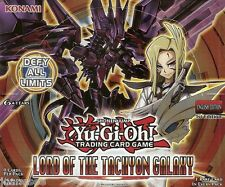 Lord Of Tachyon Galaxy LTGY Rare Yu-Gi-Oh Cards Take your Pick Mint New