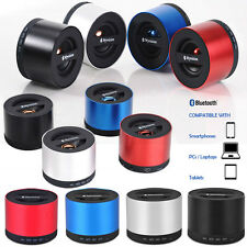 Bluetooth Wireless Mini Portable Re-Chargeable Speaker✔Phones Tablets Laptops