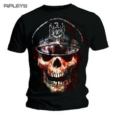 Official T Shirt SLAYER Metal SKULL HAT Large All Sizes