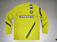 Sweatshirt Celtic Glasgow 11/12 Orig. Nike Gr. M L XL XXL player issue midlayer