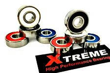 GENUINE ABEC 9 XTREME HIGH PERFORMANCE BEARINGS LONGBOARD SKATEBOARD SCOOTER