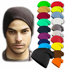 Berretto Master Dis Jersey Long Beanie Slouch KMA MD inverno unisex uomo donna
