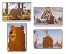 The Bear & The Hare John Lewis xmas Advert Fridge Magnet Chose from 4 images