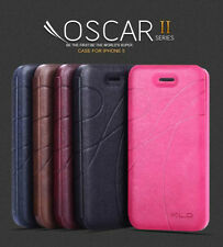 KALAIDENG KLD Oscar 2 II Leather Flip Book Diary Case Cover Apple Iphone 5 5S