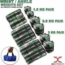 Wrist Ankle Weights Women Men Resistance Strength Training Exercise Bracelets