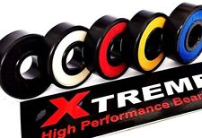 *GENUINE ABEC 9 XTREME HIGH PERFORMANCE BEARINGS SELECT COLOUR + 4, 8, 16 Pack