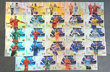 Panini Adrenalyn WM 2014 Brasilien Top Master & Game Changer aussuchen Brazil