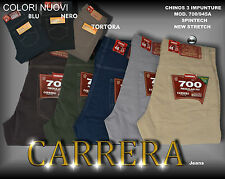 PANTALONE CARRERA COTONE NEW STRETCH SPINTECH Mis.Dalla 46 alla 58
