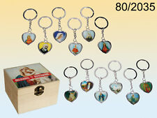 Religious Keychains - Jesus - Holy Mary - Holy - Saints And Angels