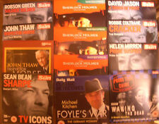 Select from a number of Collectible DVD TV CRIME/DRAMA