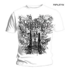 Official T Shirt AVENGED SEVENFOLD Hail to the King LAND OF CAIN All Sizes