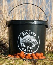 (8,56€/1kg) Carp Killers Boilies French Water 3,5kg Eimer (16mm / 20mm) Karpfenk