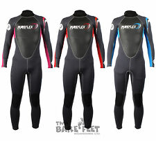 Two Bare Feet PUREFLEX Kids Wetsuit Full Length Childrens Suit