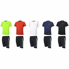 LAUFSET:FUNKTIONS LAUFHOSE TIGHT KURZ PRO AIR+FUNKTIONS T-SHIRT KURZ PRO AIR-NEU