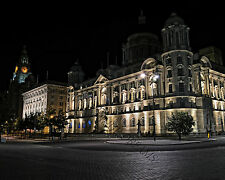 Liverpool's Waterfront,The Three Graces, Liver Building/Cunard/Port of Liverpool