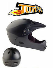 casque integral vtt 7idp 2015 m1 downhill matt noir ebay. Black Bedroom Furniture Sets. Home Design Ideas