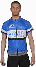 More Mile Start Cycles Team Short Sleeve Cycling Jersey