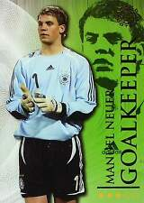 FUTERA ONLINE 2009 - GOALKEEPERS - BASE CARDS - # 001 - 060 - to choose