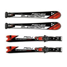 Fischer RC4 Superior Pro RT + RSX Z12 PR Race Carver Ski