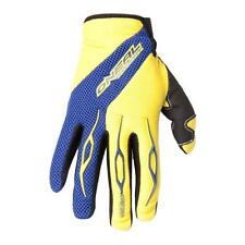 O'Neal Element Handschuhe Moto Cross Mountain Bike Gelb Blau Glove MX DH MTB