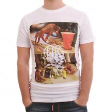 Eleven Paris T-Shirt Men - WIKALI - White