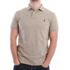 Ralph Lauren Polo Shirt - BASIC POLO - Sage Heather