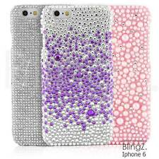 """Strass Diamant Bling Bling Handy Schutz Case Cover Hülle Etui iPhone 6 4.7"""" Inch"""