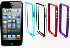 IPHONE 5S BUMPER CUSTODIA COVER - qualità premium con METALLO TASTI