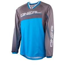 ONeal Element FR Mountainbike Jersey Hell Blau DH MTB Freeride Downhill Fahrrad