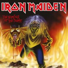 Iron Maiden - The Number Of The Beast NEW 7""