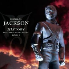 Jackson, Michael - History - Past, Present And F NEW CD