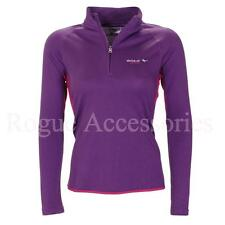 Ladies Gola Active Sports Half Zip Running Cycling Track Top Jumper Size  Womens