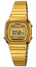 Women wristwatch CASIO LA-670WG-9