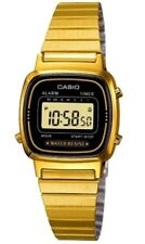 Women wristwatch CASIO LA-670WG-1
