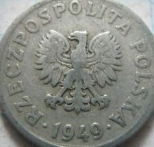 Poland 20 Groszy Coins Europe