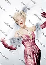 Vintage A4 Photo Poster Wall Art Print of Lovely Movie Star Legend Betty Hutton
