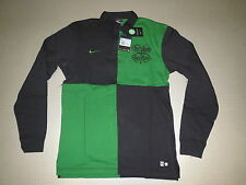 Rugby Polo Celtic Glasgow 12/13 Originale Nike S M L XL XXL nuovo