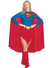 Ladies Officially Licensed Supergirl DC Adult Fancy Dress Costume