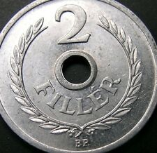 Hungary 2 Two Filler Coins