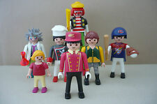 Playmobil Figuren City Citylife  Serie 8  5596 4759 4765 5243 5270 5291