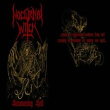 Nocturnal Witch - Summoning Hell T-Shirts