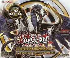 Hidden Arsenal 7 HA07 Super Rare Yu-Gi-Oh Cards Take Your Pick 1st Edition New