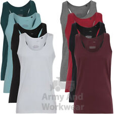MENS MUSCLE RACER BACK SLEEVELESS ATHLETIC GYM VEST SPORTS TANK TOP TRAINING