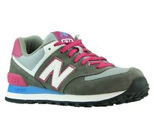 New Balance Classics Traditionnels WL574CPW Mujer Zapatillas Deportivas Gris