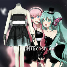 Vocaloid Hatsune Miku Magnet Cosplay Costume Anime Full Set FREE P&P