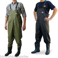 Lineaeffe PVC Chest Wader Black 46